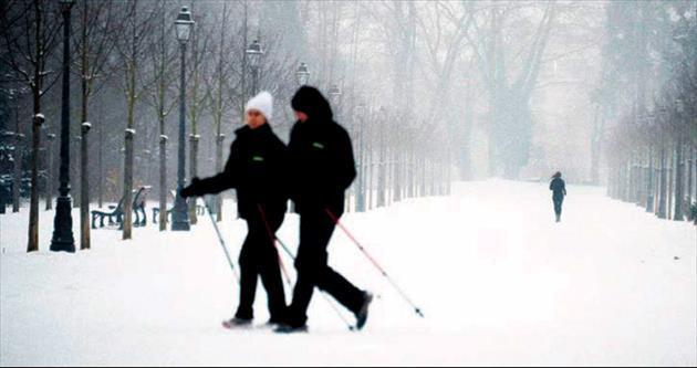 Fransa'da soğuklar can aldı