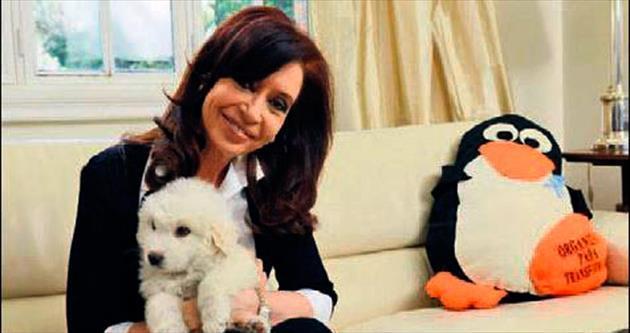 Arjantin liderinin ayak bileği kırıldı