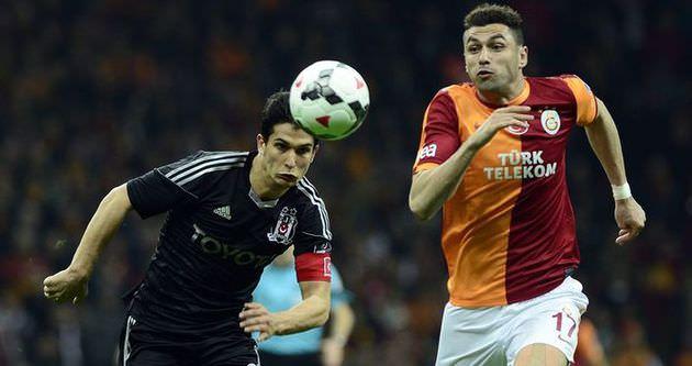 Beşiktaş - Galatasaray maçı öncesi kırmızı alarm
