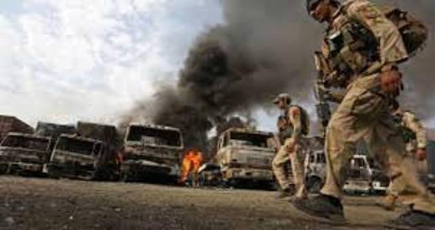 Afganistan'da silahlı saldırı