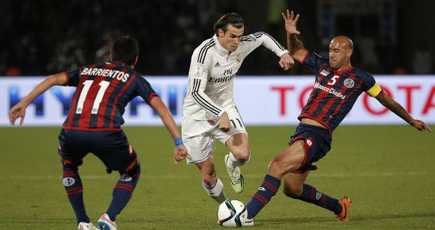Bale, Real Madrid'de çok mutlu