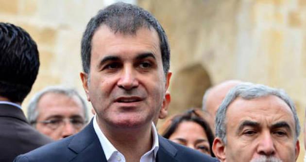 Bakan Ömer Çelik'ten TÜSİAD'a sert eleştiri