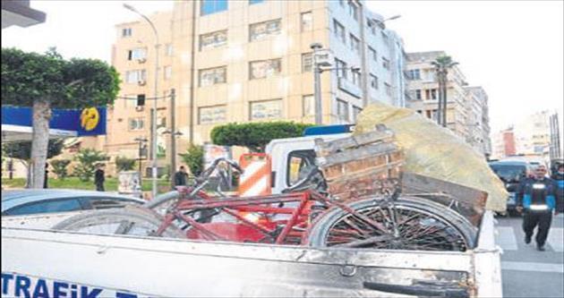Görüntü kirliliğine İskenderun'da af yok