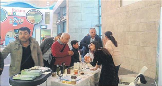Zeytinyağı sektörü Anadolu yollarında