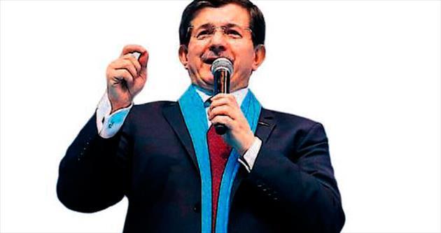 Başbakan Davutoğlu'ndan TÜSİAD'a rest