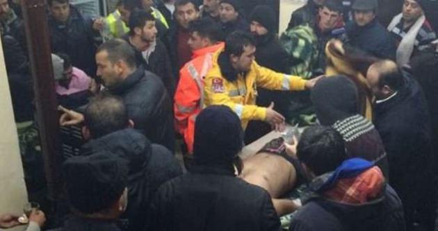 Marmara'da gemi yan yattı: 9 mürettebat mahsur