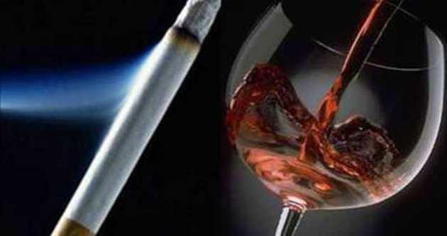 Alkollü içki ve sigaraya yeni yıl zammı