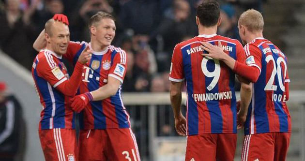 Başakşehir, Bayern Münih ile aynı turnuvada