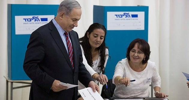 Netanyahu Likud'a yine Genel Başkan