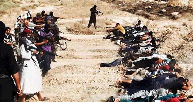 Irak'ta IŞİD operasyonları: 100 ölü