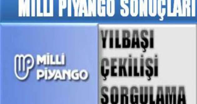 Milli Piyango sorgulama motoru - Biletine ikramiye çıktı mı tıkla öğren