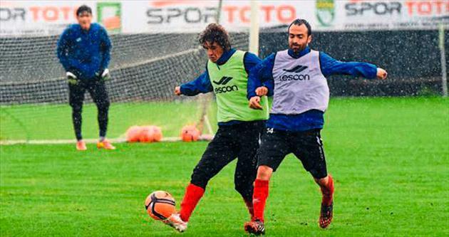 Antalyaspor'da durmak yok