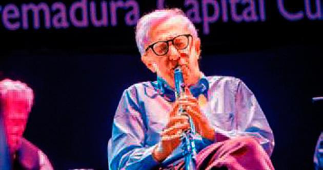 Woody Allen 2014'ü klarnetiyle uğurladı