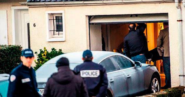 Fransa yeni yıla cinayetle girdi