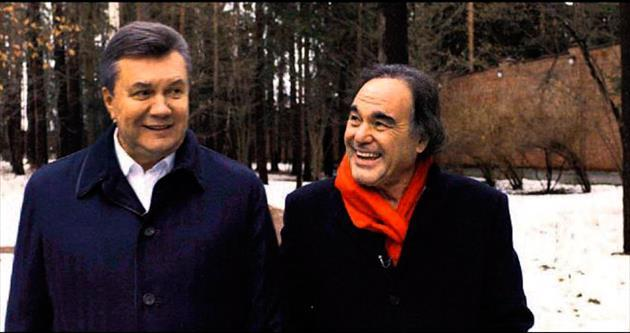 Oliver Stone: Ukrayna olayları CIA'nın tezgâhı