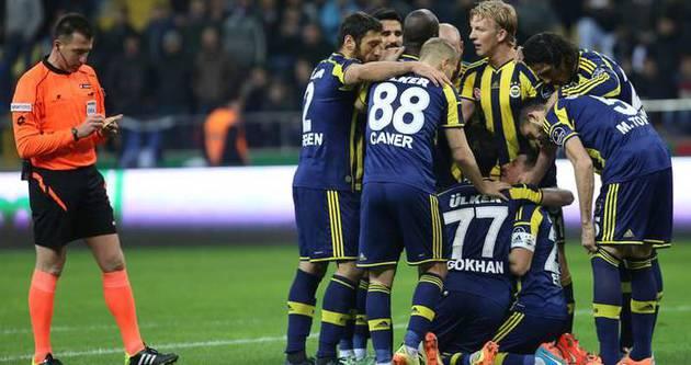 Fenerbahçe ile Başakşehir 13. kez...
