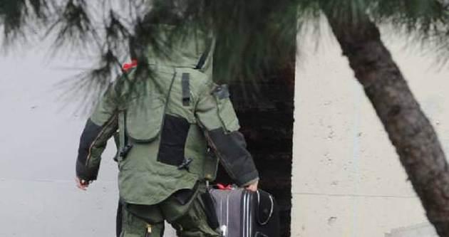 Şişli'de şüpheli paket alarmı