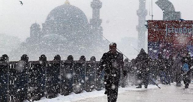 Kar yağışı haftaya daha da yoğunlaşacak