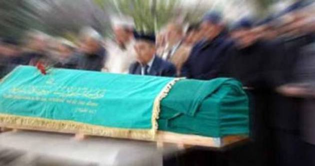 Yenidoğan'ın cenazesi defnedildi