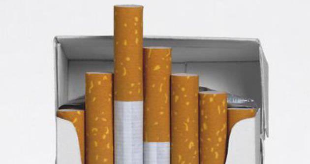 2015 Sigara zammı - İşte zamlı yeni sigara fiyatları