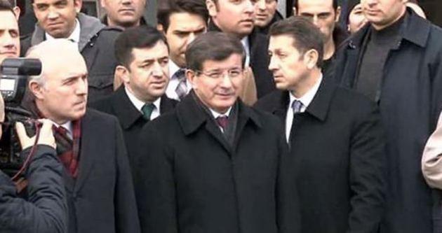 Davutoğlu, Gayrimüslim liderlerle görüştü
