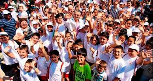 Karşıyaka'dan spora destek