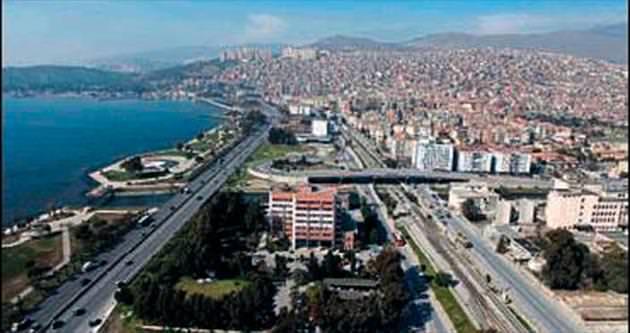 'Bayraklı İzmir'in merkezi olacak'