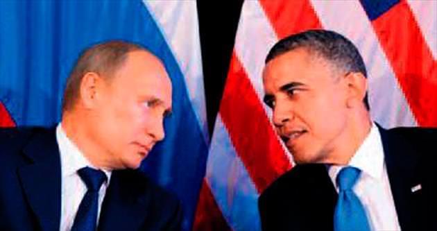 Obama: Rusya'ya yaptırım kalkabilir