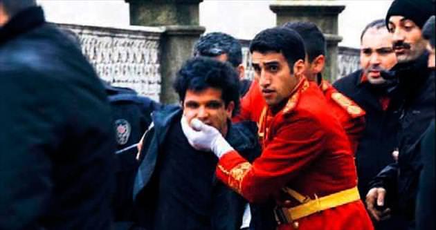 Dolmabahçe bombacısı tutuklandı