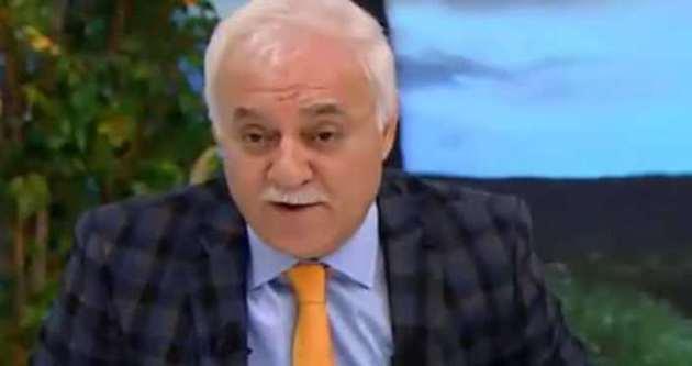 Nihat Hatipoğlu'na canlı yayında buz kestiren soru