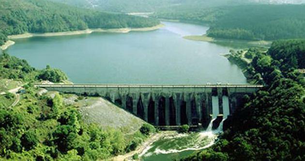 İstanbul'un barajlarının yüzde 70'i doldu