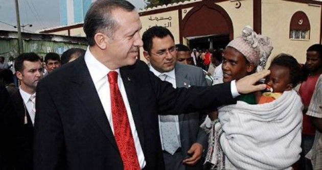 Erdoğan 2015'te ilk Afrikaya gidecek
