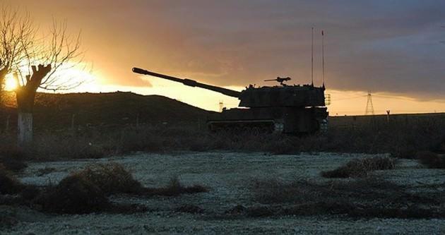 Esad Türkmen bölgesine saldırdı