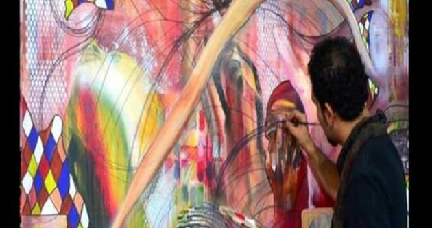 Vanlı ressamdan Dali'ye cevap