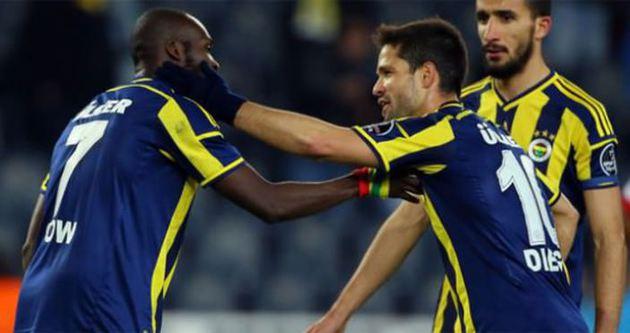 Fenerbahçe evinde galip