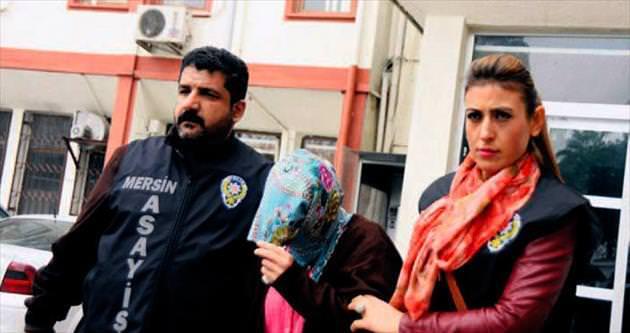 Maskeli cinayetten yasak aşk çıktı