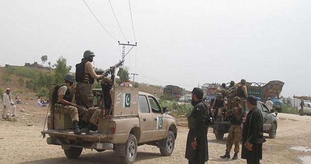 Pakistan'daki operasyonda 31 militan öldürüldü