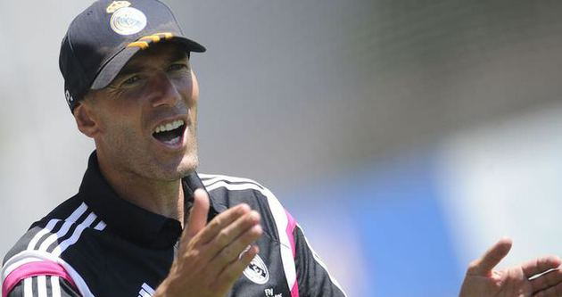 Zidane'dan Gerrard itirafı