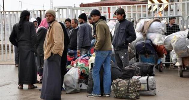 Lübnan'dan flaş karar: Suriyelilere vize uygulanacak