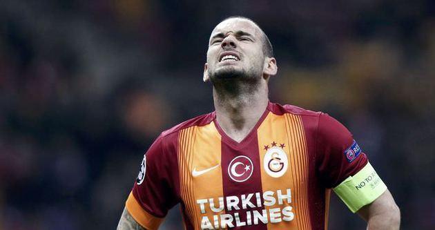 Cüneyt Çakır Sneijder'i çıldırttı!