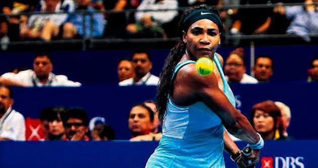 Serena'nın gözü Graf'ın tahtında