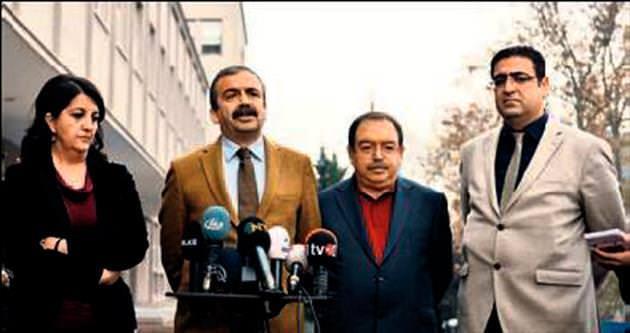 HDP heyeti İmralı yolunda ölümden döndü