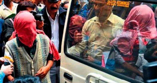 Japon öğrenciye tecavüz eden 5 Hintli tutuklandı