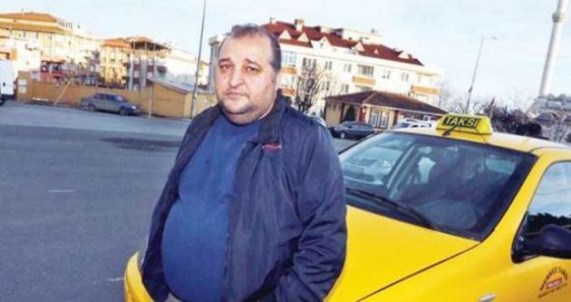 Karşı gazetesinin sahibi taksici oldu