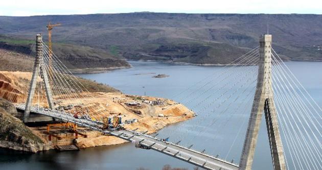 Nissibi Köprüsü tamamlandı