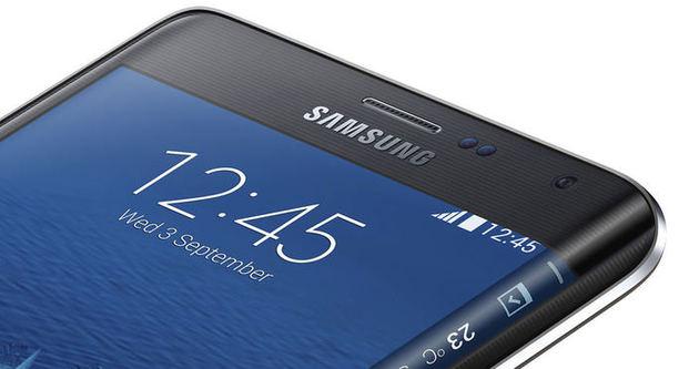 Kavisli Galaxy S6'dan kötü haber