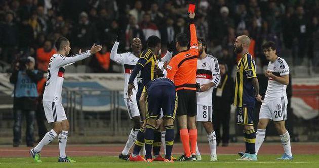 Beşiktaş 118 dakika eksik oynadı