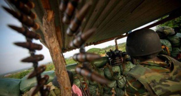 Burundi'de çatışma: 100 ölü