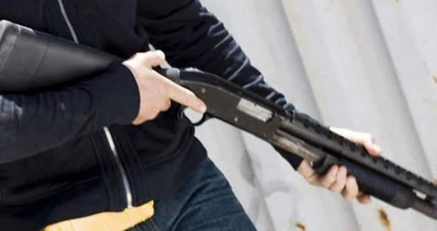 Kahramanmaraş'ta pompalı cinayeti