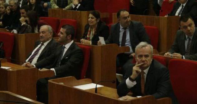 Şişli Belediye Meclisi'nin Ocak ayı oturumu gergin geçti